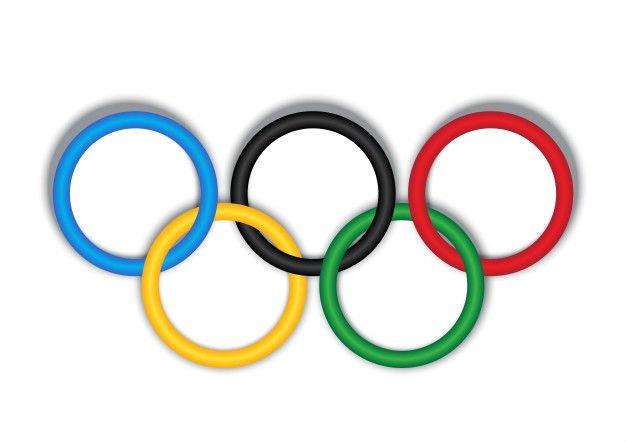 El bádminton se hace deporte olímpico. Anillos olímpicos.