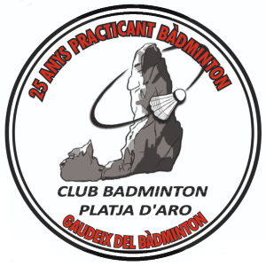 club bádminton Platja d´Aro