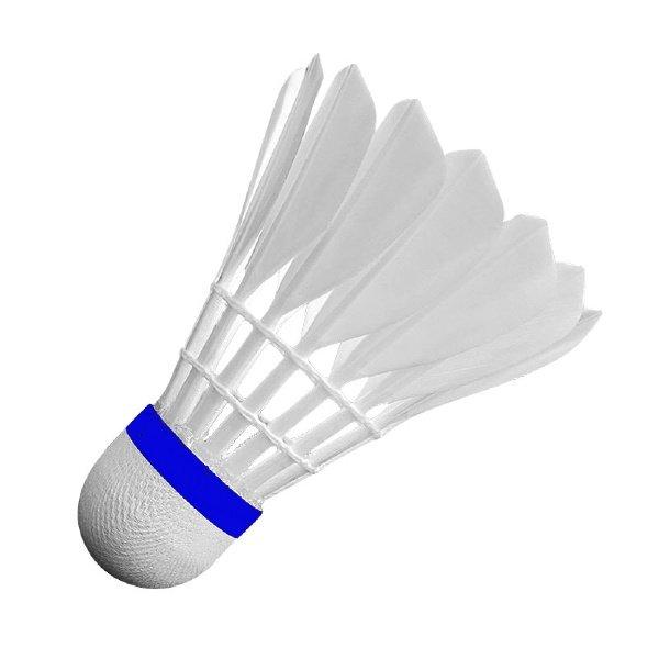 cómo elegir un volante de bádminton de pluma natural en power bádminton
